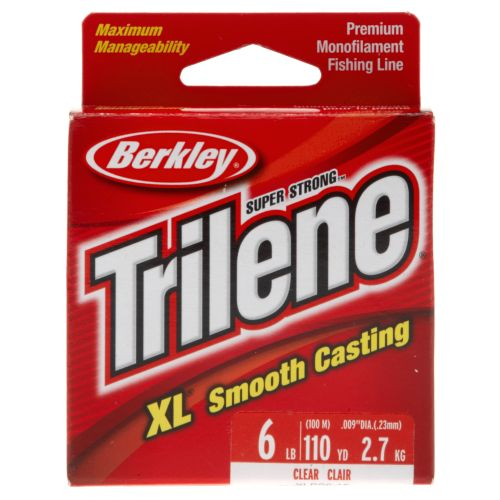 Berkley® Trilene XL® 110-Yard Pony Spool Fishing Line