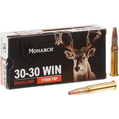 Monarch® FSP .30-30 Winchester 170-Grain Rifle Ammunition