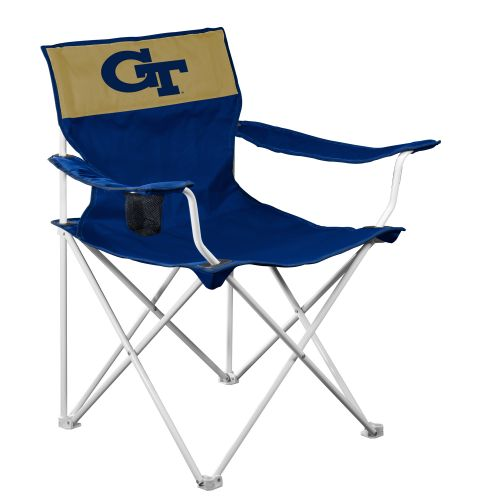 Image for Logo Chair Georgia Tech Canvas Chair from Academy