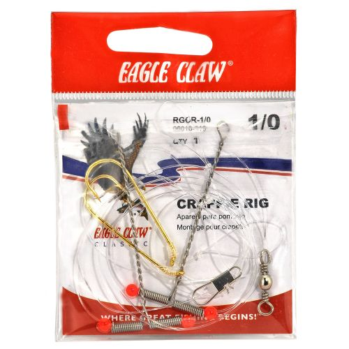 Display product reviews for Eagle Claw Crappie Rig