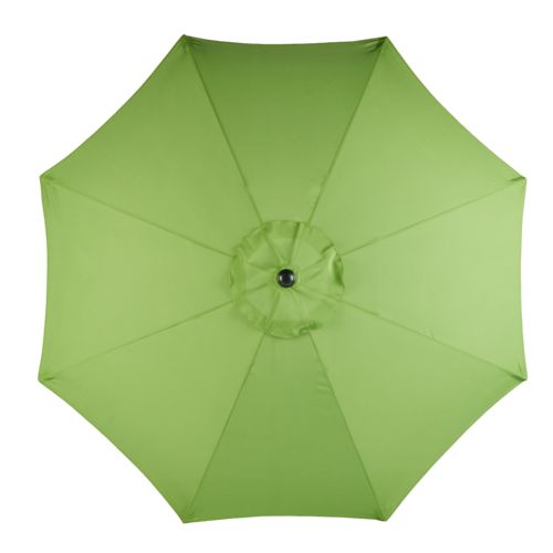 MOSAIC 9' Round Steel Market Umbrella
