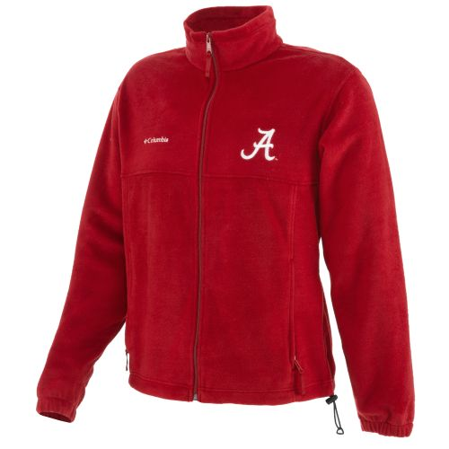 Columbia Sportswear Men's University of Alabama Full-Zip Flanker Jacket - view number 1