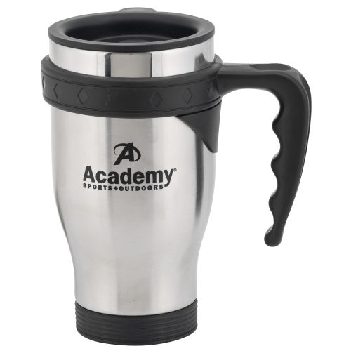 Academy Sports + Outdoors™ 16 oz. Travel Mug with Handle