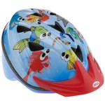 Bell Toddlers' Sprite Feeding Frenzy Bicycling Helmet