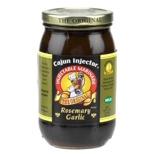Image for Cajun Injector 16 oz. Rosemary Garlic Marinade Refill from Academy