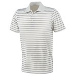 PGA Tour Men's Solarized Stripe Polo