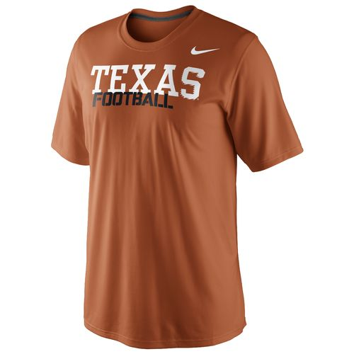 Nike Men's University of Texas Legend Conference Short Sleeve T-shirt