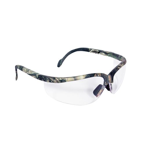 Image for Radians Journey AP Camo Clear Lens Shooting Glasses from Academy