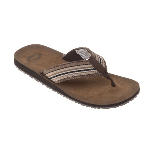 O'Rageous Men's Beach Thong Sandals - view number 2