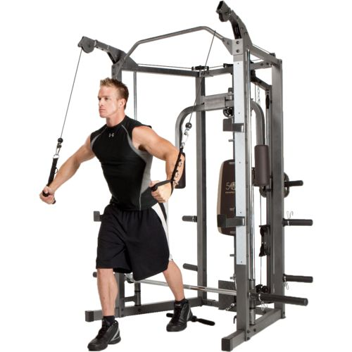 Home Gyms & Weight Machines