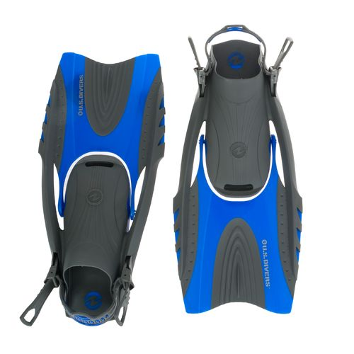 Image for U.S. Divers Hingeflex Snorkeling Fins from Academy