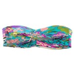 Reef Junior's Seascape Bandeau Bikini Top