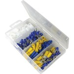 Marine Raider 112-Piece Electrical Terminal Kit with Storage Box - view number 2
