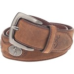 Browning Men's Buckmark Camo Insert Belt