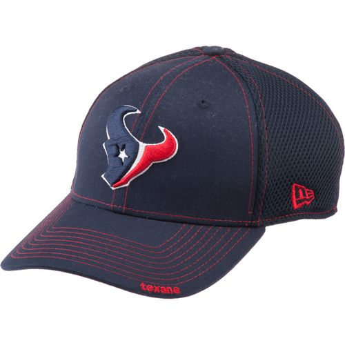 New Era Men's Houston Texans 39THIRTY Neo Cap - view number 2