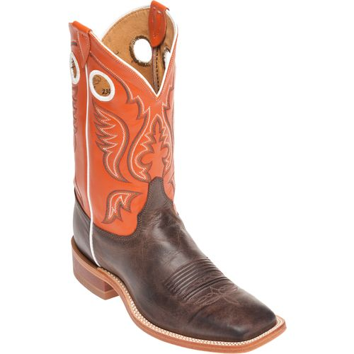 Justin Men's Bent Rail America Cow Western Boots - view number 3