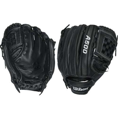 "Display product reviews for Wilson Youth A500 GameSoft 11"" Baseball Glove"