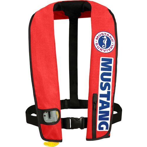 Mustang Survival Adults' Deluxe Automatic Inflatable Personal