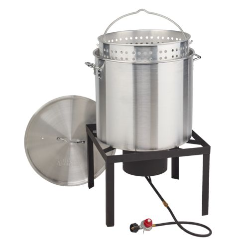Outdoor Gourmet Pro™ 100 qt. Crawfish Kit with
