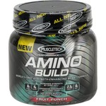 MuscleTech AMINO BUILD® Fruit Punch Protein Formula