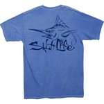 Salt Life Men's Marlin Life Mineral Wash T-shirt