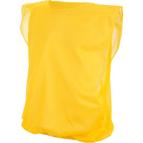 Display product reviews for Academy Sports + Outdoors Juniors' Mesh Jerseys 6-Pack