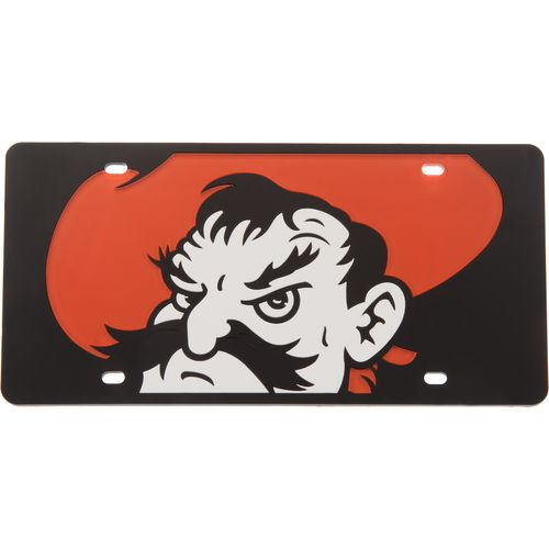 Stockdale Oklahoma State University License Plate