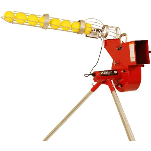 Trend Sports Heater Combo Pitching Machine