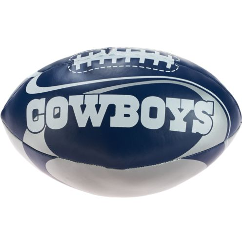 "Display product reviews for NFL Dallas Cowboys Goal Line 8"" Softee Football"