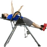 Body Power Deluxe Inversion Table
