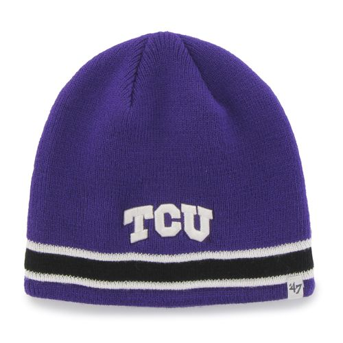 '47 Men's Texas Christian University Super Pipe Beanie