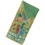 Nickelodeon Boys' Teenage Mutant Ninja Turtles Sleeping Bag