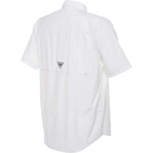 Columbia Sportswear Men's Baitcaster Short Sleeve Button Down Fishing Shirt - view number 2
