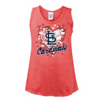 STL Cardinals Girl's Apparel