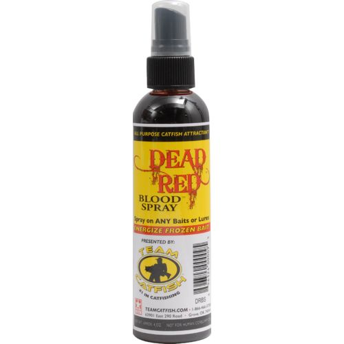 Display product reviews for Team Catfish Dead Red 4 oz. Blood Spray