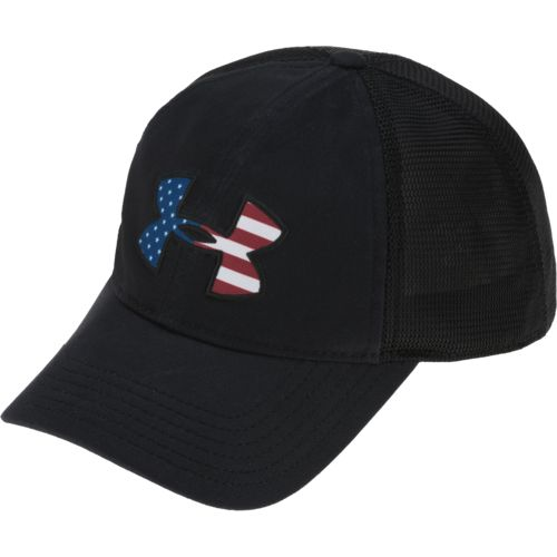 Under Armour Adults' BFL Mesh Cap