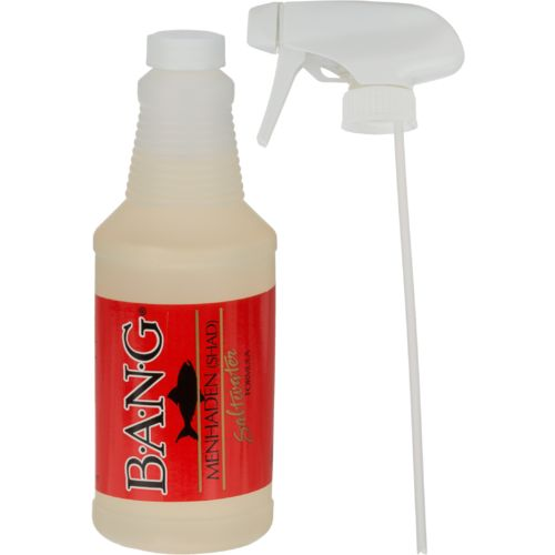 Bass Assassin Lures Freshwater Bang 16 oz. Fish Attractant