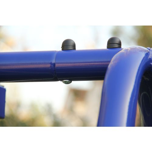 Sportspower Almansor Metal Swing, Slide and Trampoline Set - view number 1