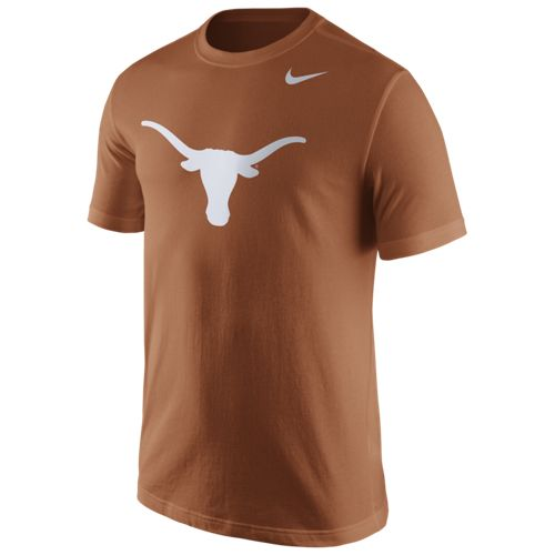 Nike Men's University of Texas Logo T-shirt