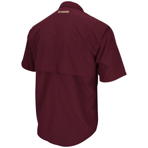 Colosseum Athletics Men's University of Louisiana at Monroe Swivel Fishing Shirt - view number 2