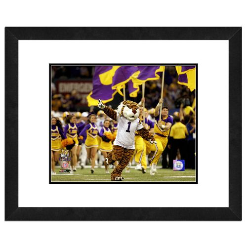 Photo File Louisiana State University 8' x 10' Mascot Photo