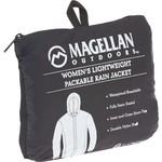 Magellan Outdoors Women's Packable Rain Jacket - view number 3