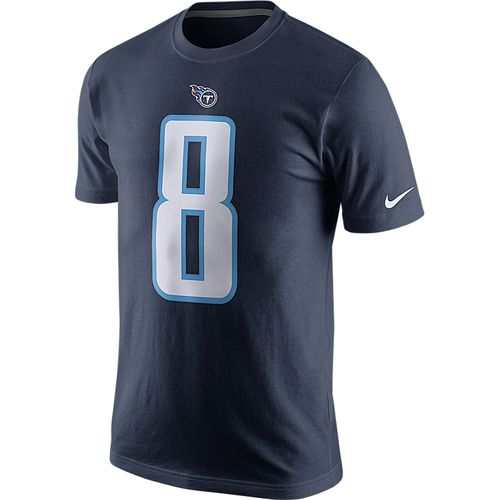 Nike Men's Tennessee Titans Marcus Mariota #8 T-shirt - view number 2