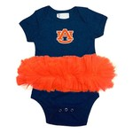 Two Feet Ahead Infants' Auburn University Tutu Creeper
