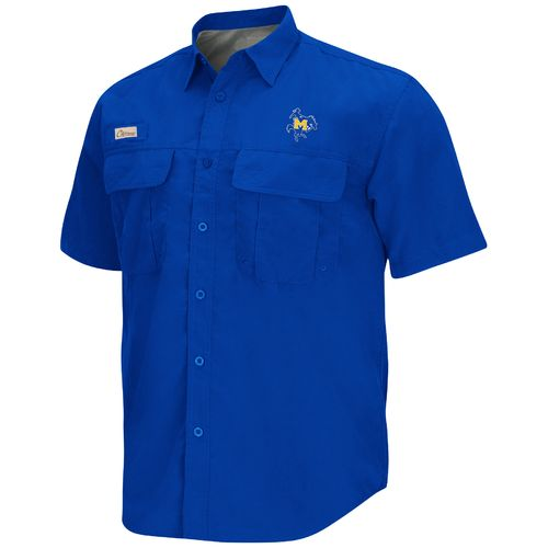 Chiliwear Men's McNeese State University Swivel Short Sleeve