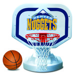 Poolmaster® Denver Nuggets Competition Style Poolside Basketball Game