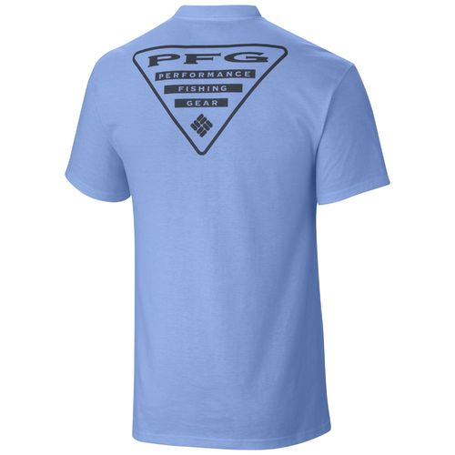 Columbia Sportswear Men's PFG Triangle Short Sleeve T-shirt