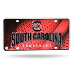 Rico University of South Carolina Metal Auto Tag