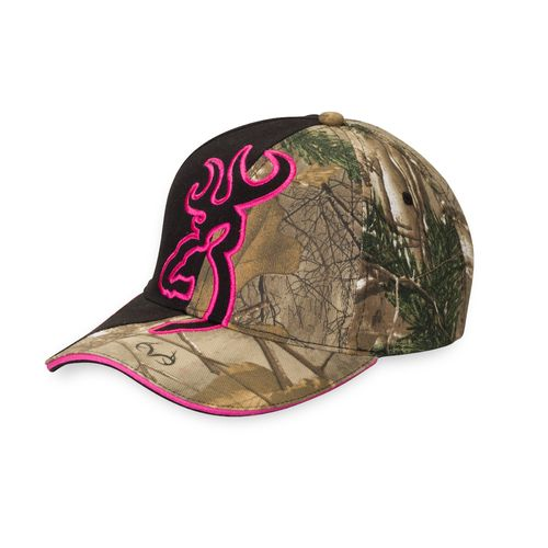 Browning Women's Big Buckmark Realtree Xtra Cap
