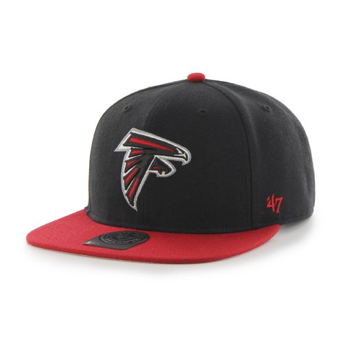 '47 Adults' Atlanta Falcons Super Shot Two Tone '47 Captain Hat